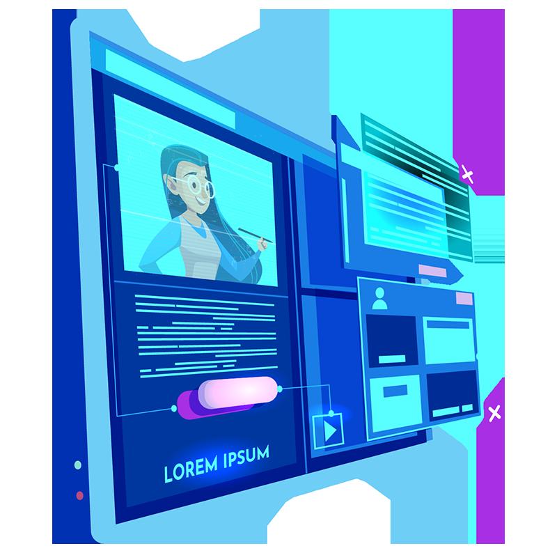 Creazioni siti web